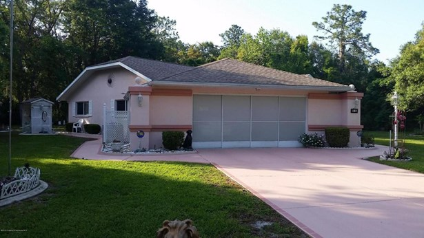 Single Family Residence, Log,Other - See Remarks - Homosassa, FL (photo 3)