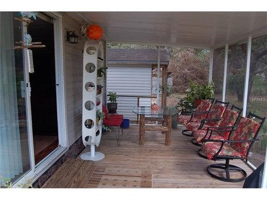 Traditional, Manufactured/Mobile Home - WESLEY CHAPEL, FL (photo 4)