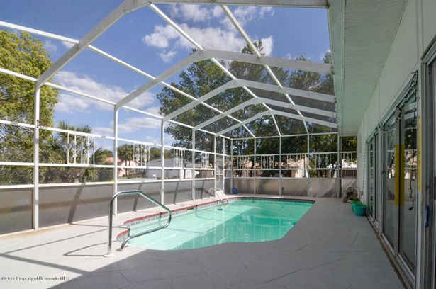 Single Family Residence, Contemporary - Spring Hill, FL (photo 4)