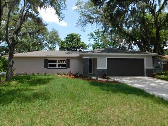 Single Family Residence, Contemporary - TEMPLE TERRACE, FL (photo 1)