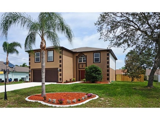 Single Family Home, Contemporary - SPRING HILL, FL (photo 1)