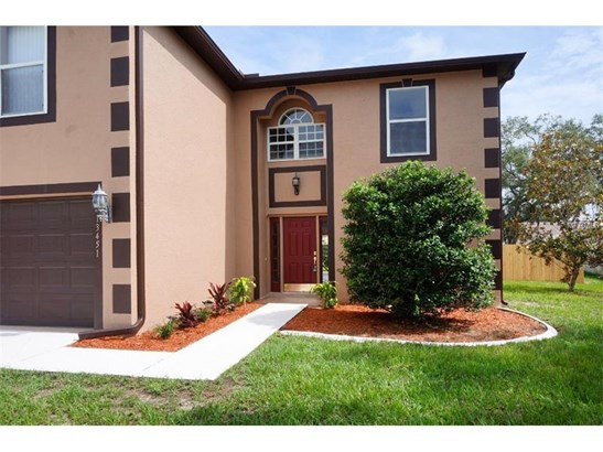 Single Family Home, Contemporary - SPRING HILL, FL (photo 2)