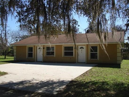 1/2 Duplex - DADE CITY, FL (photo 1)