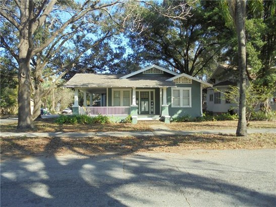Single Family Home, Bungalow - TAMPA, FL (photo 1)