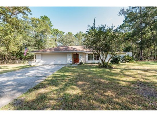 Single Family Home, Ranch - BROOKSVILLE, FL (photo 1)
