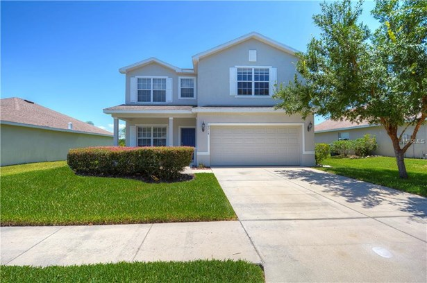 Single Family Residence, Traditional - LAND O LAKES, FL (photo 1)