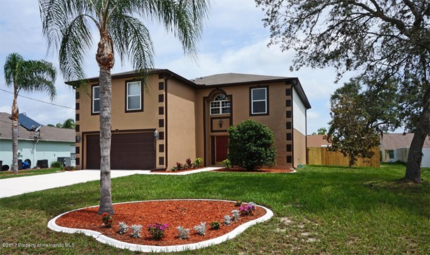 Single Family Residence, Contemporary,Other - See Remarks - Spring Hill, FL (photo 1)
