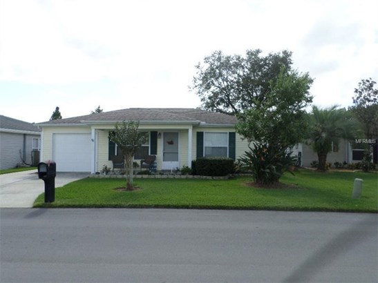 Single Family Home - SAN ANTONIO, FL (photo 1)