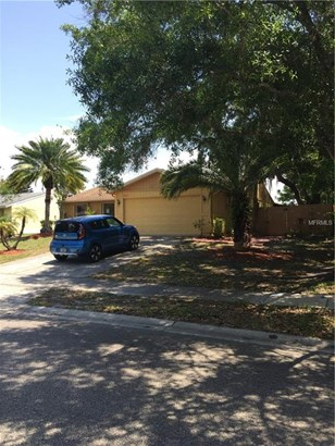 Single Family Residence, Contemporary - OLDSMAR, FL (photo 1)
