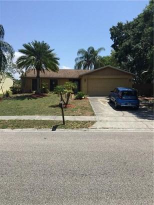 Single Family Residence, Contemporary - OLDSMAR, FL (photo 2)