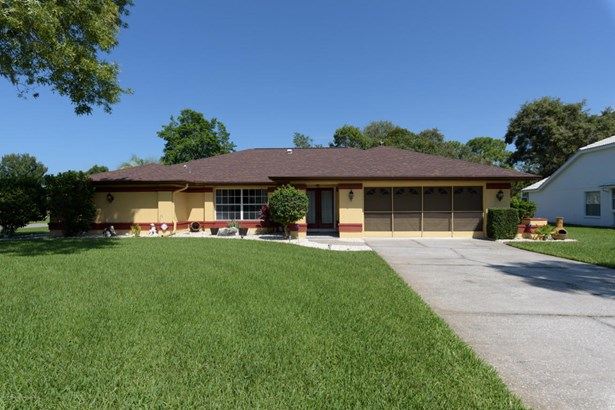 Single Family Residence, Contemporary - Brooksville, FL (photo 1)