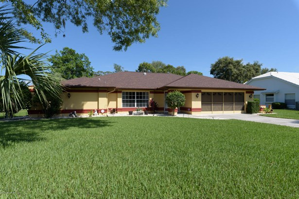 Single Family Residence, Contemporary - Brooksville, FL (photo 3)