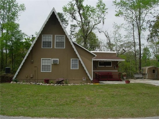 Single Family Home, Bungalow - DADE CITY, FL (photo 1)