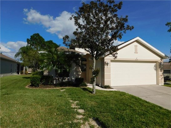 Single Family Home, Contemporary - LAND O LAKES, FL (photo 1)