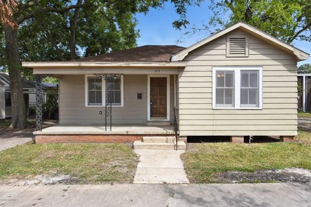 Detached Single Family, Cottage - Lafayette, LA (photo 1)