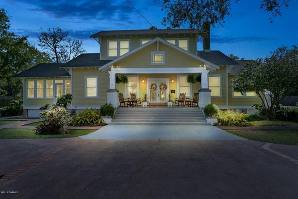 Detached Single Family, Art Deco,Cottage - Breaux Bridge, LA (photo 1)