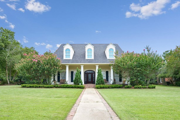 Detached Single Family, Acadian,French,Traditional - Lafayette, LA (photo 1)