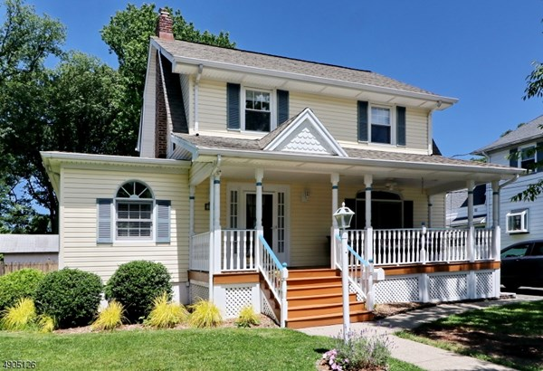 Colonial, Single Family - Cranford Twp., NJ