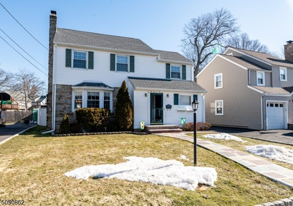 Colonial, Single Family - Roselle Park Boro, NJ