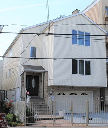 3-Three Story, Multi-Family - Newark City, NJ