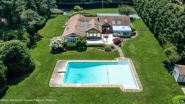 Contemporary,Ranch, Single Family,Detached - Rumson, NJ