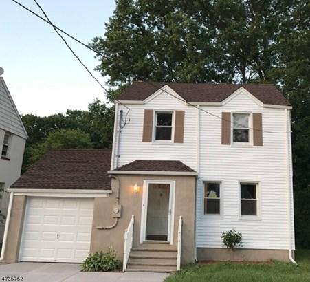 Colonial, Detached, Multi Floor Unit, Single Family - Roselle Boro, NJ (photo 1)