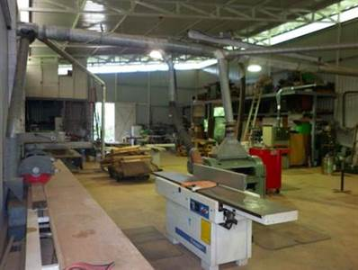 Industrial Shop With Office And Land , Playa Potrero - CRI (photo 1)