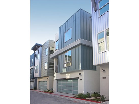 Contemporary,Modern, Single Family Residence - Costa Mesa, CA (photo 1)