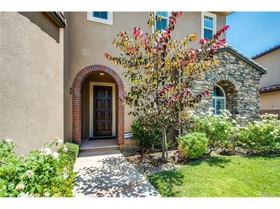 Mediterranean, Single Family Residence - Yorba Linda, CA (photo 2)