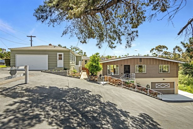 Res Income 2-4 Units - San Diego, CA