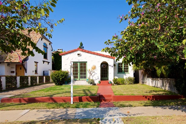 Detached, Mediterranean/Spanish - Coronado, CA (photo 3)
