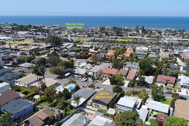 Res Income 2-4 Units - Solana Beach, CA