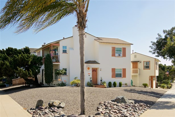 Res Income 2-4 Units - Coronado, CA (photo 1)