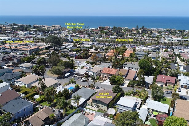 Res Income 2-4 Units - Solana Beach, CA (photo 1)