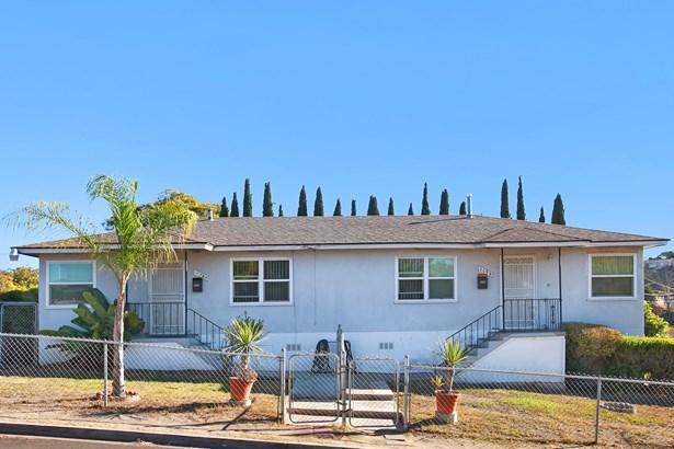 Res Income 2-4 Units - Lemon Grove, CA (photo 1)