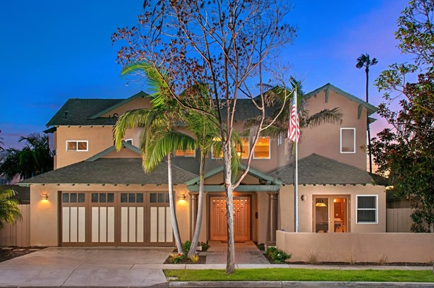 Traditional, Detached - Coronado, CA (photo 1)