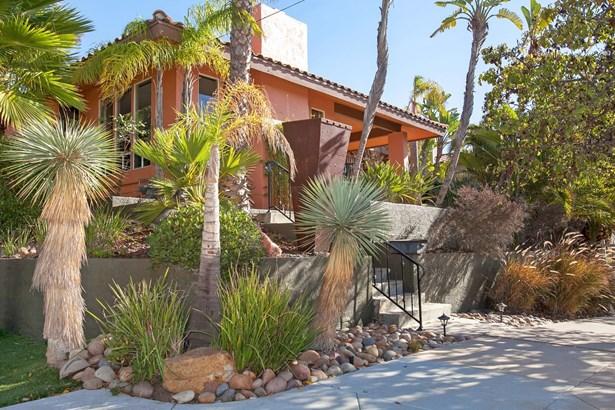 Detached, Mediterranean/Spanish - San Diego, CA (photo 1)