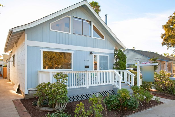 Cottage, Detached - San Diego, CA (photo 1)