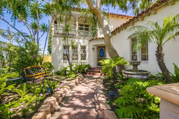 Detached, Monterey/Hacienda/Adobe - San Diego, CA (photo 1)