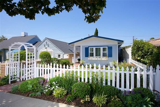 Craftsman/Bungalow, Detached - Coronado, CA (photo 1)