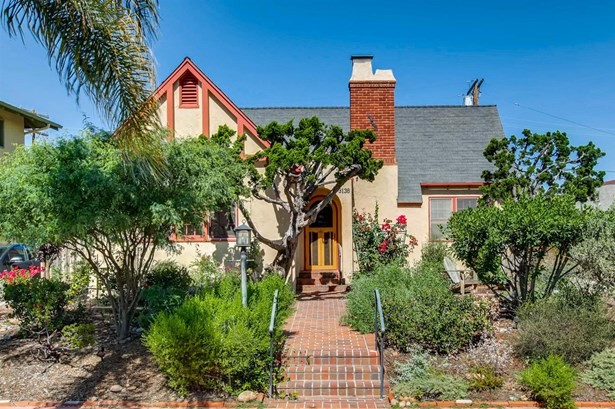 Tudor/French Normandy, Detached - San Diego, CA (photo 3)