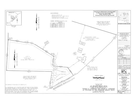 21 Meadowbrook Road - Lot 1, Grafton, MA - USA (photo 1)