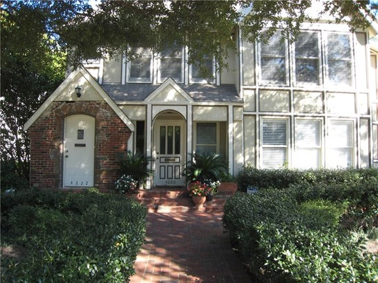 4220 University Boulevard, University Park, TX - USA (photo 1)