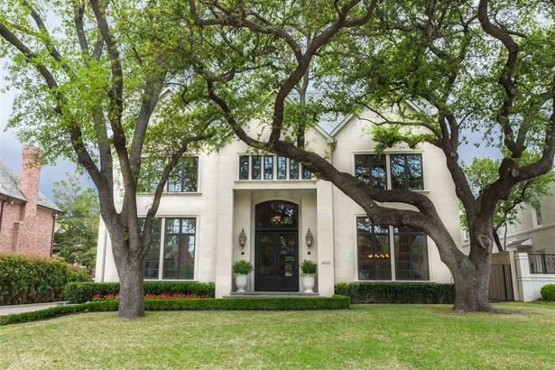 4430 Arcady Avenue, Highland Park, TX - USA (photo 3)