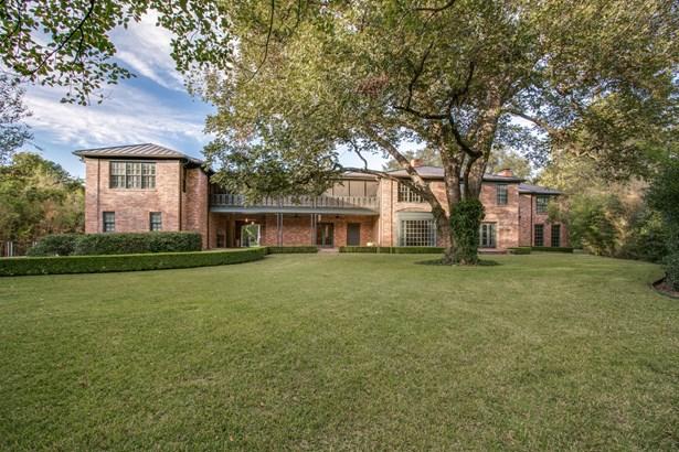 4009 Armstrong Avenue, Highland Park, TX - USA (photo 1)