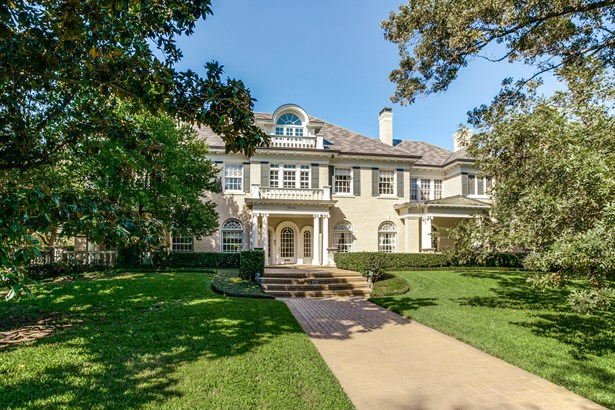 3644 Beverly Drive, Highland Park, TX - USA (photo 2)