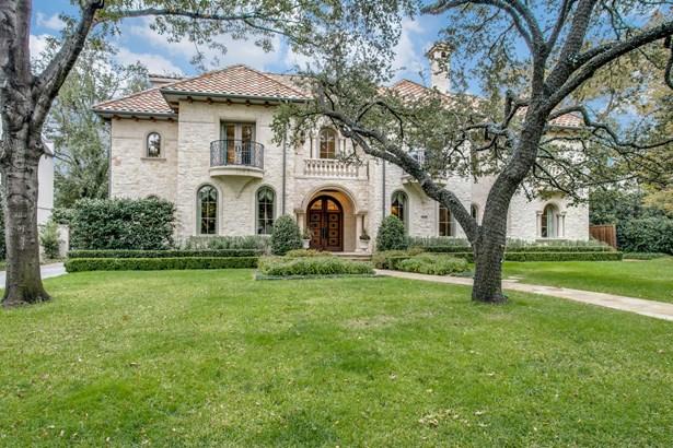 4420 Bordeaux Avenue, Highland Park, TX - USA (photo 1)