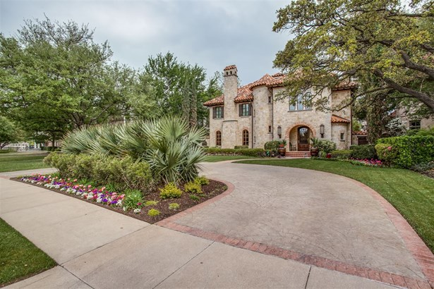 3826 Maplewood Avenue, Highland Park, TX - USA (photo 3)