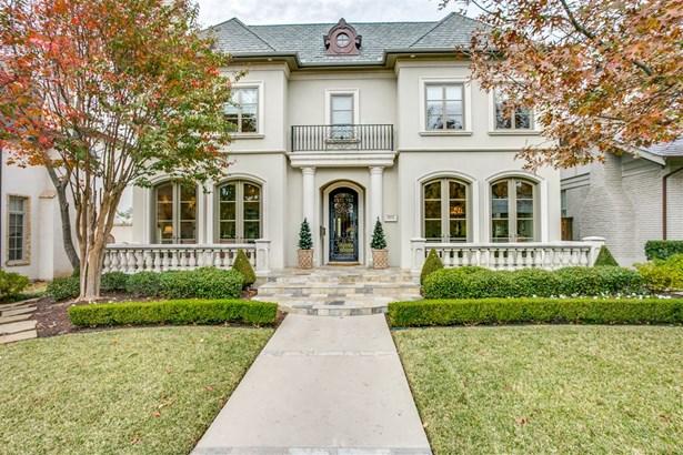 3512 Haynie Avenue, University Park, TX - USA (photo 4)