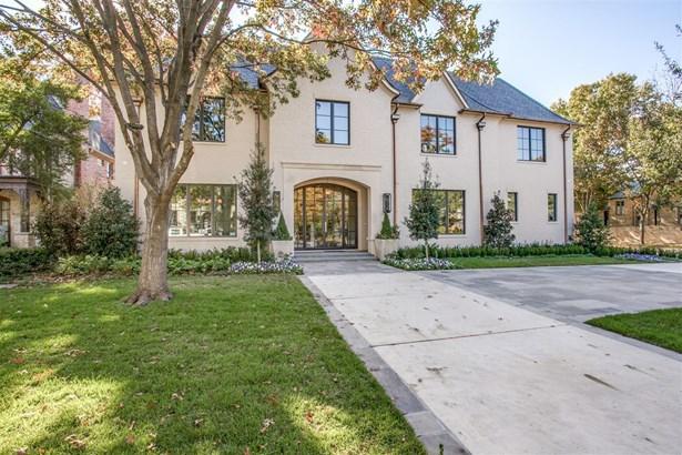 3869 Potomac Avenue, Highland Park, TX - USA (photo 3)